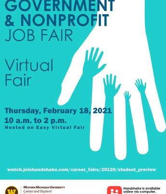 Government and Nonprofit Job Fair