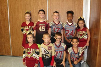 Sports Jersey Theme Day!