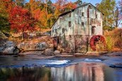 The History of Anderson Mill