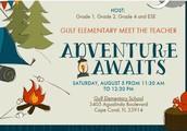 Meet The Teacher Grade 1, Grade 2, Grade 4, & ESE