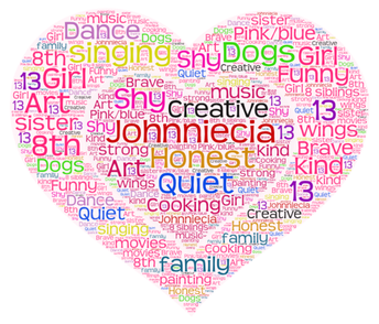 Jonniecia Jackson, Grade 8