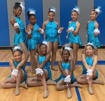 The Cummings Elementary School Cheer & Dance Team won multiple honors in the 4th-6th Grade Age Division at the I Am Dance & Cheer Competition at Willowridge High School.