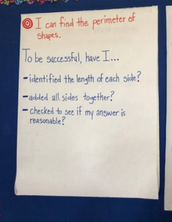 Using Learning Targets to Foster Higher Level Thinking (Part 3)