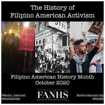 October was Filipinio American History Month