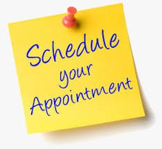 Building Open - Appointments Needed