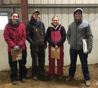 General Livestock Judging- Mt. Gilead Invitational