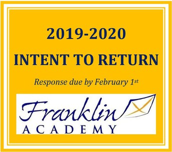 Intent to Return!