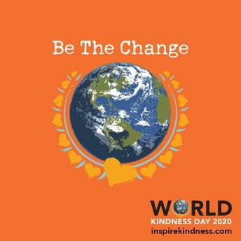 World Kindness Day - November 13, 2020