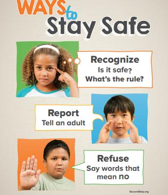 Ways to Stay Safe