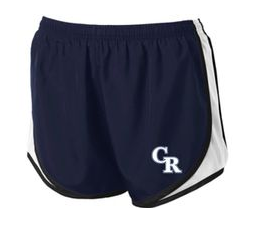 NMS Ladies Athletic Shorts