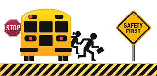 Rules to follow if your child is riding the bus this year.
