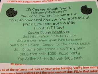 SUPPORT OUR OES LARGEST FUNDRAISER!