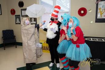 Ms. Wilcox, Ms. Childers, Ms. Davis, Ms. Elderkin
