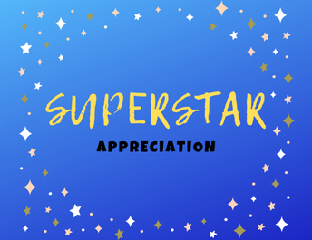 SUPERSTAR APPRECIATION