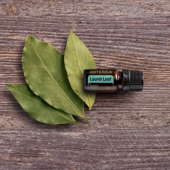 PRODUCT OF THE MONTH - LAUREL LEAF requires 125 PV order by the 15th of Aug.