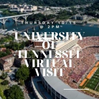 University of Tennesse