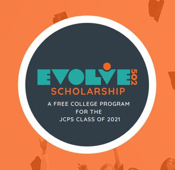 Evolve 502 Scholarship-FREE COLLEGE PROGRAM