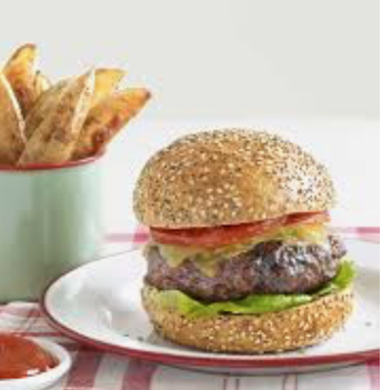 How to Build the Ultimate Burger by Mia Kilburn