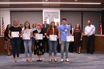 UIL One-Act Play Awards