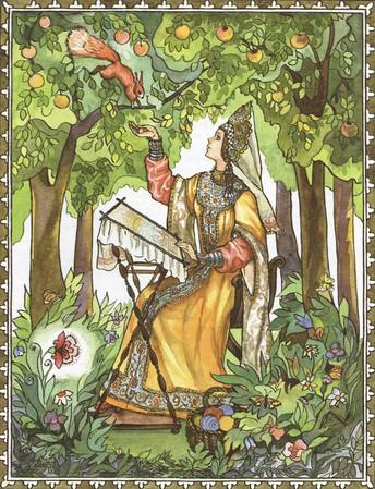 Мадам Приветливость и ключница Пелагея