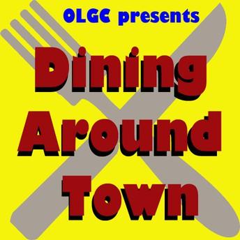 Dining Around Town- STEAM PUB