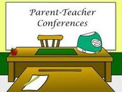 Parent Conferences (no school) ~ Wednesday, October 4, 2017