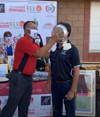 Mr. Smith pied Mr. Alcala from ACP-Oakland