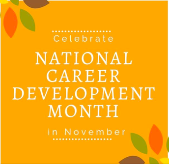 November Career Development Activities/Calendars