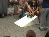 Testing Lunar Buggy