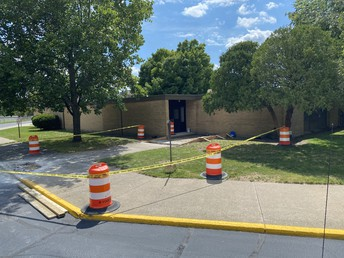 Curb cuts for better accessibility