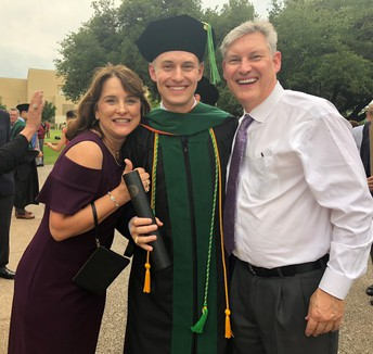 Congratulations to SHISD Graduate Luke Wallis!