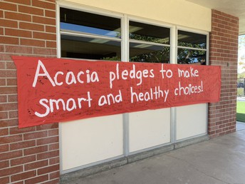 CVUSD Celebrates Red Ribbon Week