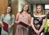ECMS 8th Graders earn State Recognition in Duke Talent Search