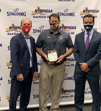 West Genesee Athletic Community Receives Scholar-Athlete School of Excellence Award