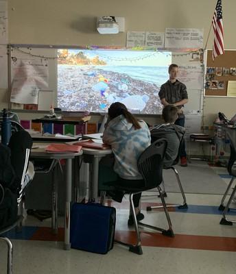 Sixth-Grade Students Share TED Talks