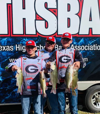 Bass Fishing team reels in the big fish