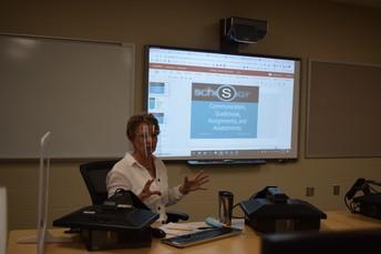 Rhonda Jicha Session on Schoology