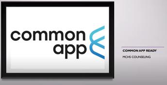 Common App Ready