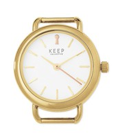 KEEP Collective Gold Time Key
