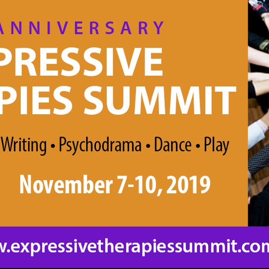 Expressive Therapies Summit profile pic
