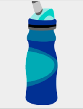 All students need a water bottle each day
