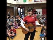 Mrs. Carroll & the Roosevelt School Song