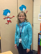 Staff Spotlight - Theresa Webster, Reading Specialist