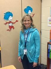Staff Spotlight - Theresa Webster, Reading Specialist