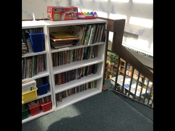 Foundation Makes More Progress on the Reading Nook