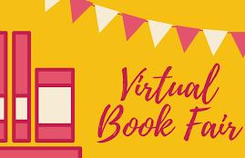 Rountree Virtual Book Fair Starts September 28th!