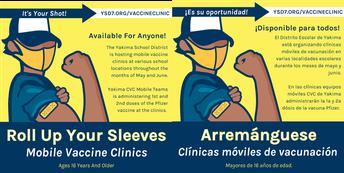 Free Vaccines—12+