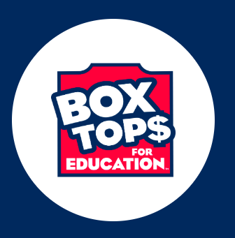 Box Tops for Education Logo and link