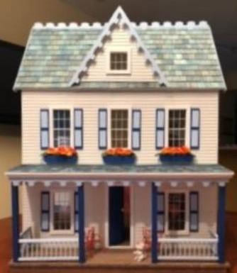 Custom Dollhouse