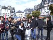Una de las excursiones en Alemania